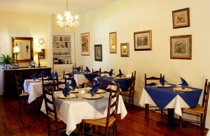Dining Room at Federal House Inn