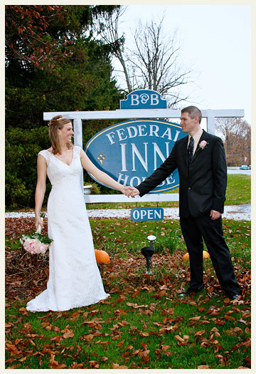 WEDDINGS AT THE FEDERAL HOUSE INN