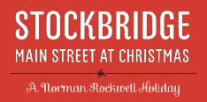 25th Anniversary Stockbridge Main Street at Christmas Weekend