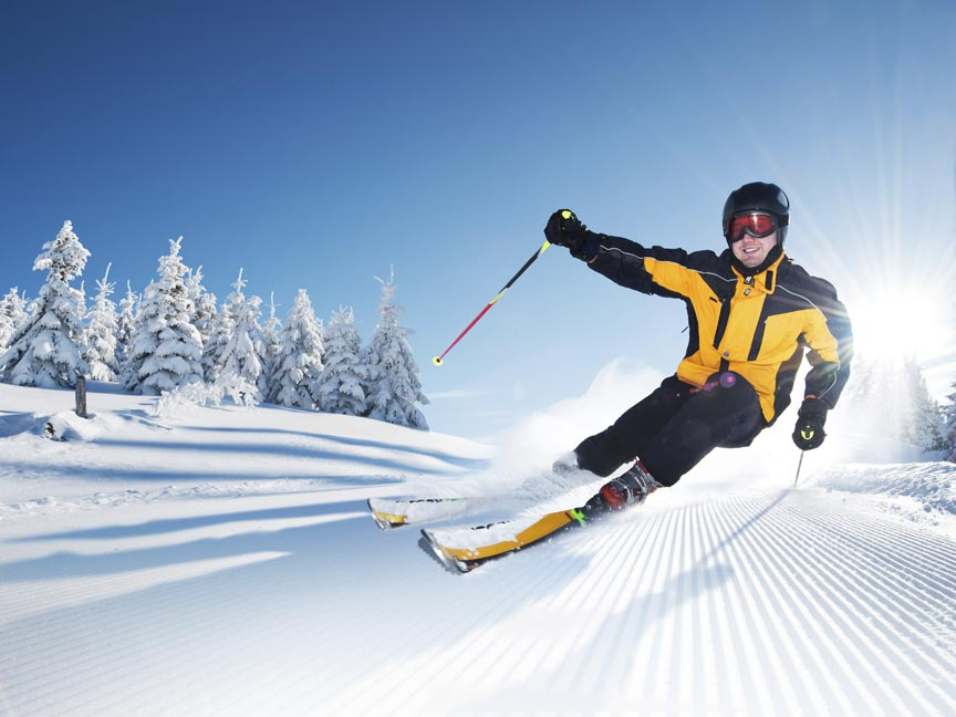 Enjoy a Berkshires Ski Vacation