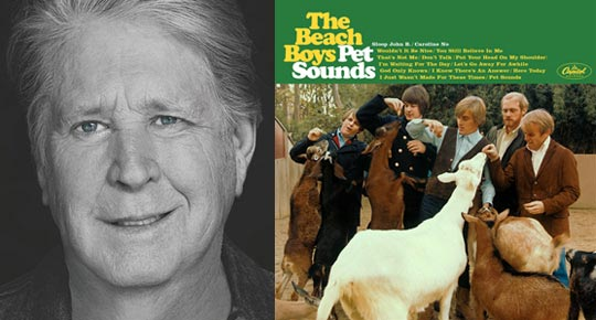 Brian Wilson's 50th Anniversary of Pet Sounds at Tanglewood!