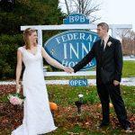 Federal House Wedding