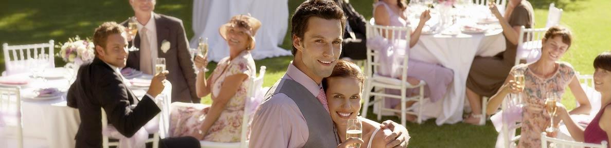 Lawn Wedding