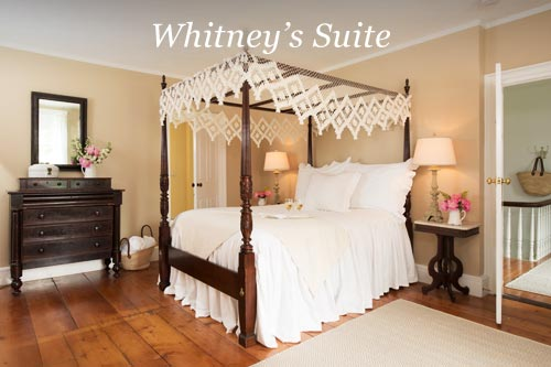 Whitney's Suite